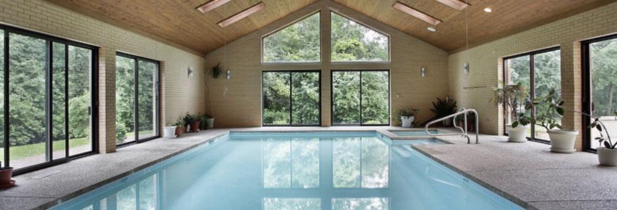 Aménager une piscine intérieure